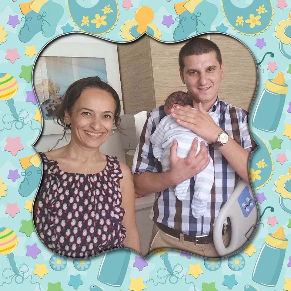 Bir Doğum hikayesi – Irina Iulia Voicu Acar