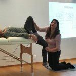 İsviçre'de düzenlenen Spinning Babies Workshop 'una katıldım