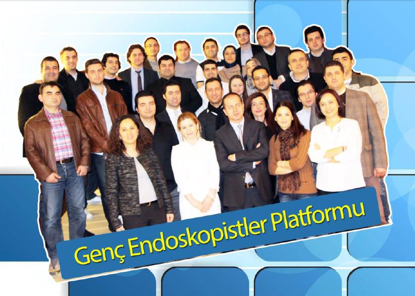 Genç Endoskopistler Platformu 'nun 1. Toplantısı yapıldı