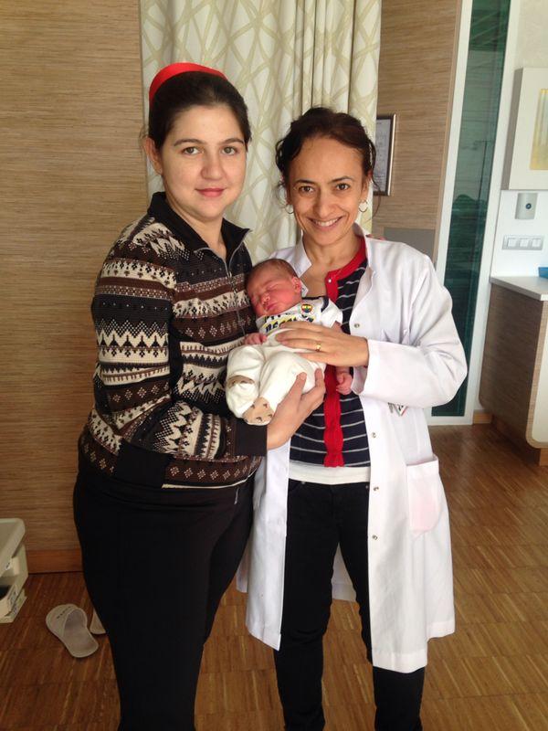 Yeni Bir Doğum Hikayesi – Raziye Özge Özdemir
